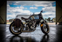 CCM Spitfire Motorcycles