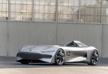 INFINITI Prototype 10 Revealed Pebble Beach Concours d'Elegance