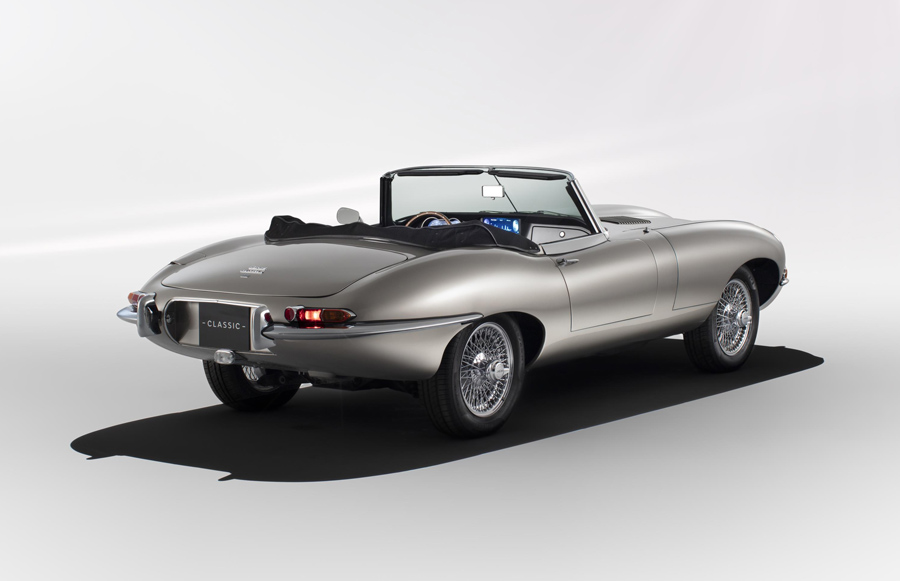 Jaguar Classic Confirms E-Type Zero Production