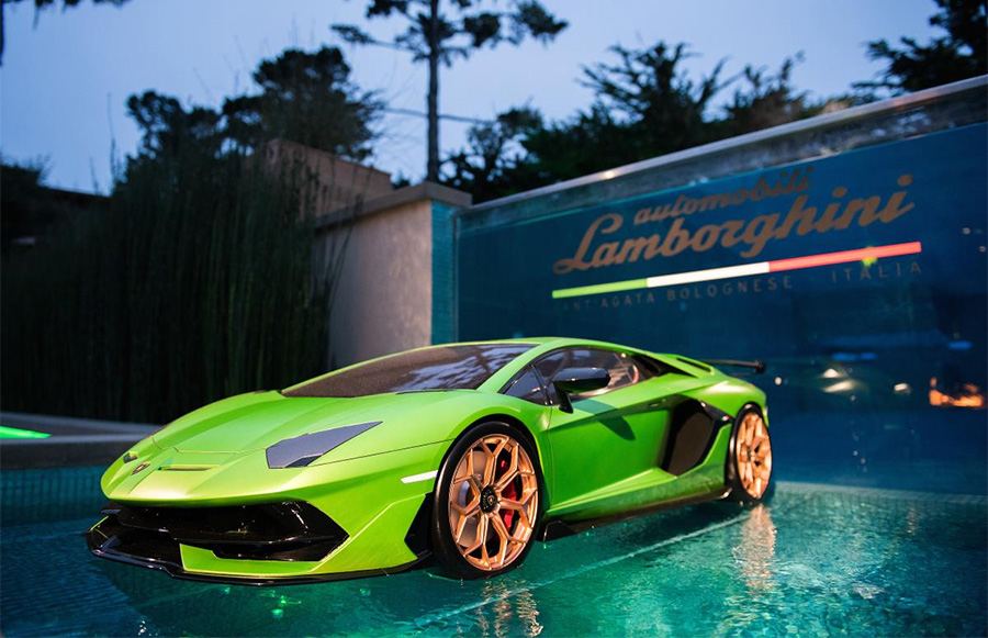 A Look Back At The Global Debut Of The Lamborghini Aventador Svj 63