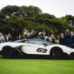Lamborghini Aventador SVJ 63 Global Debut