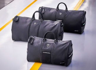 Lamborghini Soft Bags