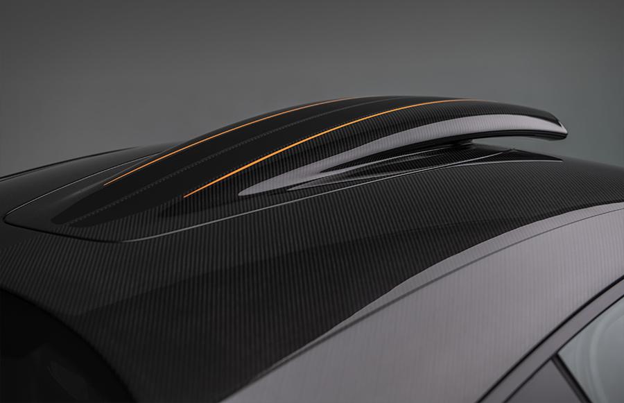 McLaren 600LT at Pebble Beach Concours d'Elegance