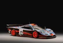 McLaren F1 GTR 25R Certification Service