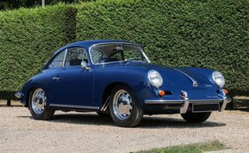 1963 Porsche 356 C Carrera 2 2000 GS Coupe