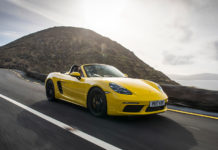 Porsche Boxster S Ring of Kerry