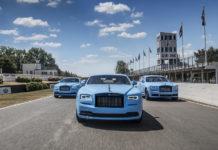 Rolls-Royce at 2018 Monterey Car Week