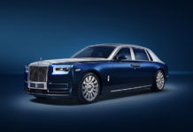 Rolls-Royce Extended Wheelbase Phantom Privacy Suite