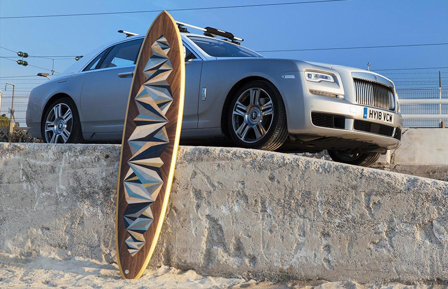 Rolls-Royce Motor Cars Mediterranean Trip