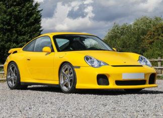 RUF Porsche Sports Cars Silverstone Auctions Dallas Sale