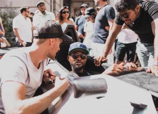 Usher Kicks Off Gumball 300 in Bac Mono Supercar