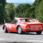 2018 Ferrari Cavalcade Classiche Sardinia