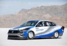 2019 Volkswagen Jetta Bonneville Salt Flats Record