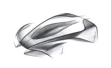 Aston Martin Project 003 Hypercar Announced