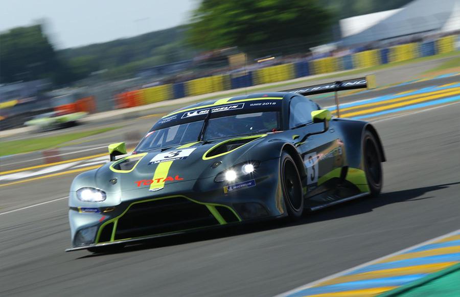 Aston Martin Vantage GT3