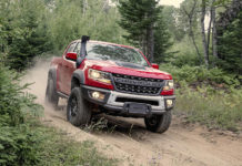 Chevrolet Colorado ZR2 Bison American Expedition Vehicles
