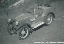 Colin Chapman Lotus Mark I