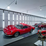 Enzo Ferrari Exhibitions Open at Ferrari Museum in Maranello