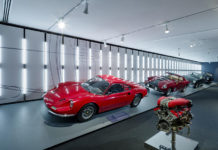Enzo Ferrari Exhibitions Open at Ferrari Museum in Maranello