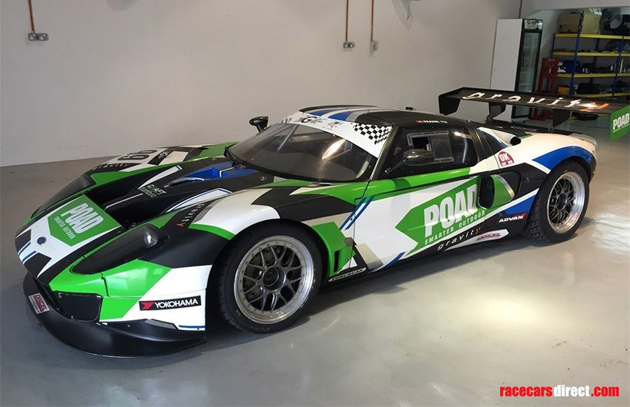 2011 Ford GT GT3 Evo for sale