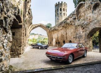 Lamborghini Espada and Islero Italian Tour