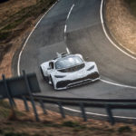 Mercedes Benz Project One Testing