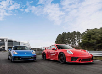 Porsche Experience Centers