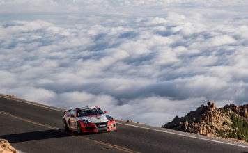 Porsche Pikes Peak International Hill Climb