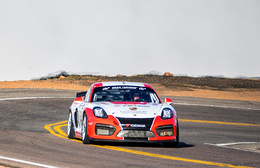 Porsche Pikes Peak International Hill Climb
