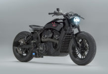 Road Runner Custom Indian Scout Sixty by MotoShed