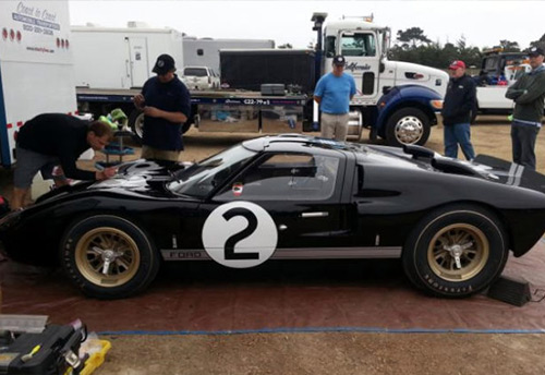 1966 Ford GT40 LeMans