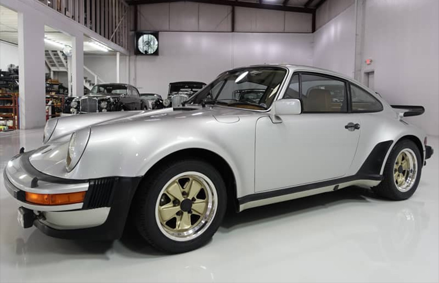 1976 Porsche 930 Turbo Carrera for sale