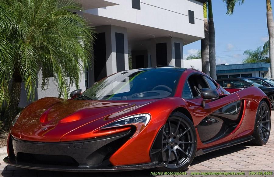 2015 McLaren P1 for sale