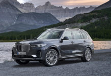 2019 BMW X7 Sports Activity Vehicle