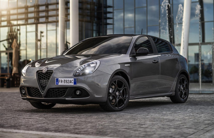 alfa romeo nero edizione 'black edition' for the giulia, stelvio and
