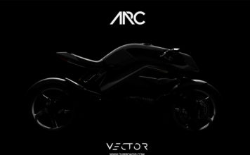 Arc Vehicles Vector Cafe Racer