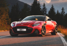 Aston Martin 2018 Motor Awards Winner