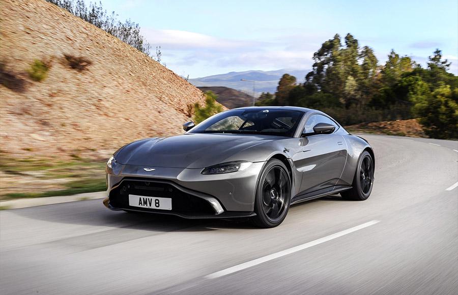 Aston Martin 2018 Motor Awards Winner