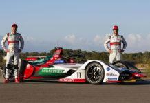 Audi Unveils e-tron FE05 Formula E