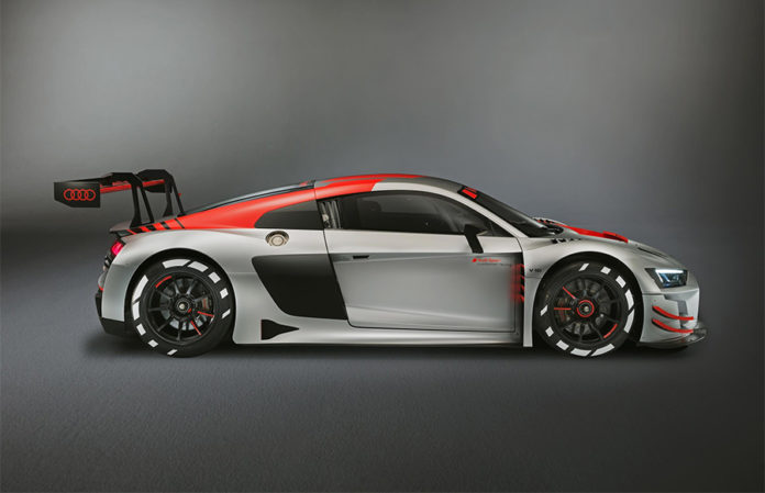 Newest Audi R8 Lms Gt3 For Customer Racing Premieres