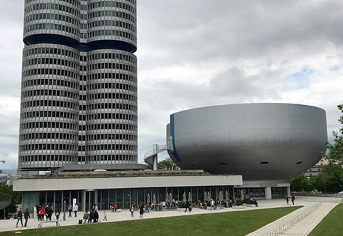 BMW Museum Welt