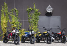 Ducati Scrambler Editions Revealed at INTERMOT