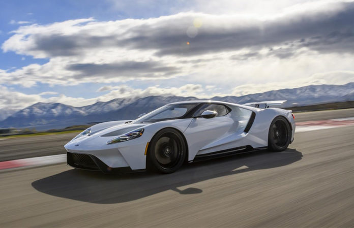 Ford Gt Production Increased