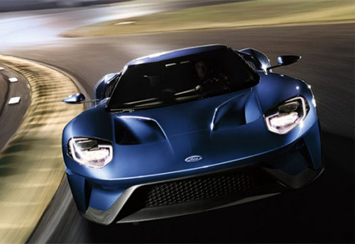 Ford GT Application Acceptance