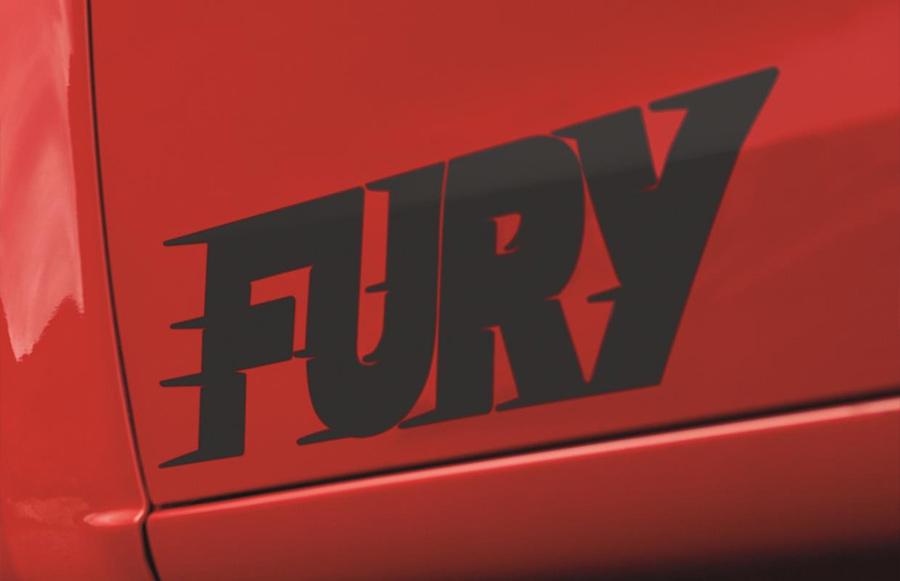 Isuzu D Max Fury