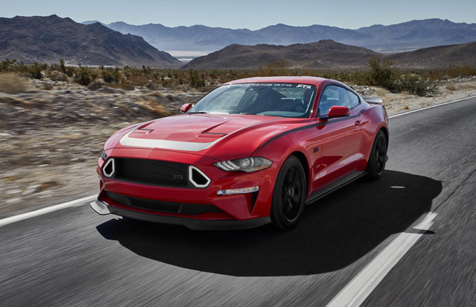 Limited Edition Series 1 Mustang RTR