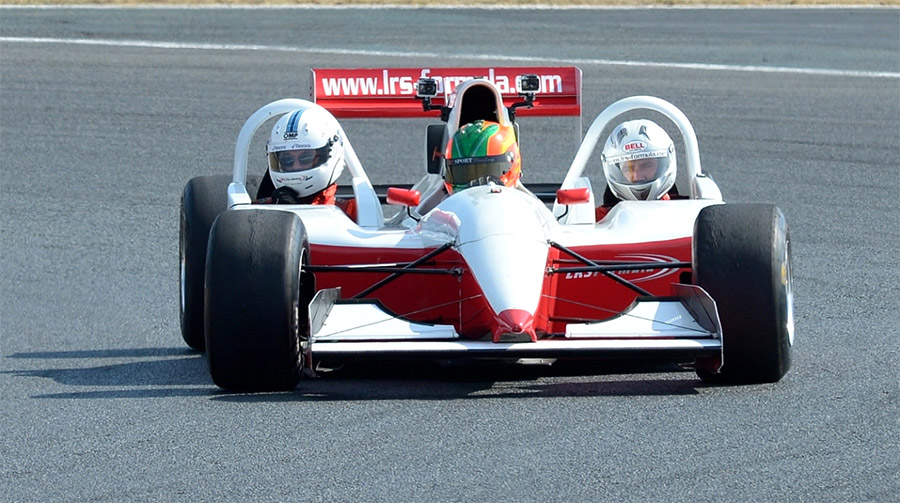 LRS Formula One Two Seater