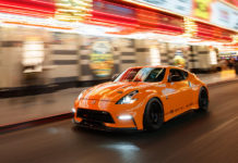 370Z Project Clubsport 23 at SEMA