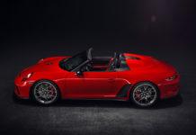 Porsche 911 Speedster Production