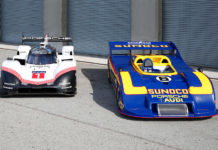 Porsche 919 Evo Meets Legendary 917